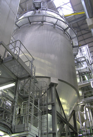 Silos - Storage of solids